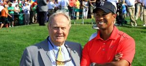 Tiger Woods has 14 major titles, Jack Nicklaus has 18.  Who will end up with more?