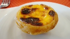 Portuguese egg tarts are Macau's most famous and popular local snack